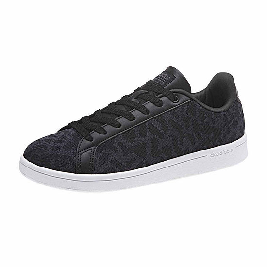 adidas Cloudfoam Advantage Clean Womens Lace-up Sneakers