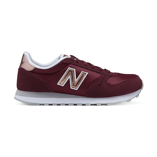 New Balance 311 Med Womens Sneakers Lace-up