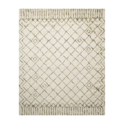 Safavieh Casablanca Collection Jamaar Geometric Area Rug