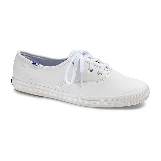24b2522b1ea072 Keds® Champion Leather Lace-Up Sneakers - JCPenney