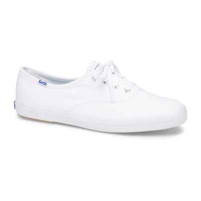 Keds® Champion Canvas Lace-Up Sneakers