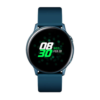 Samsung Galaxy Active Unisex Green Smart Watch-Sm-R500nzgaxar