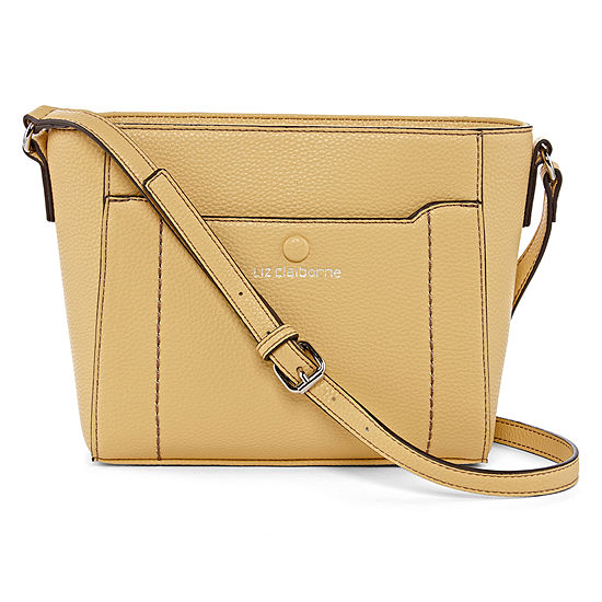 Liz Claiborne Gracie East West Crossbody Bag