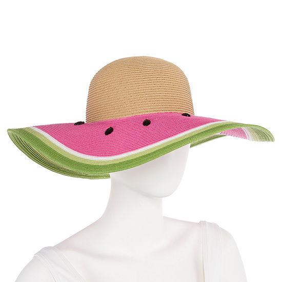 August Hat Co Inc Fruit Floppy Hat