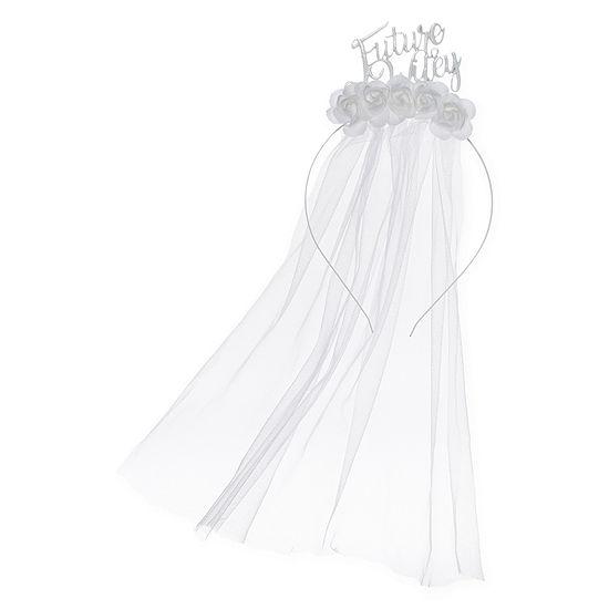Ambrielle Blooming Bridal Headband