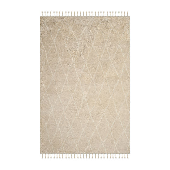 Safavieh Casablanca Collection Driskoll Geometric Area Rug