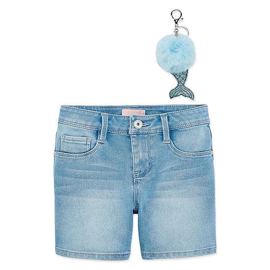 Blue Spice Midi Short Girls 7-12