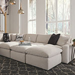 Signature Design by Ashley® Delilah Oversized Ottoman