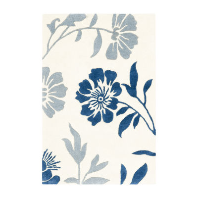 Safavieh Capri Collection Gervase Floral Area Rug