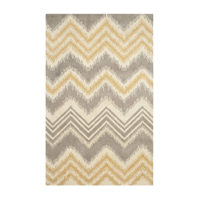 Safavieh Capri Collection Ronni Chevron Area Rug