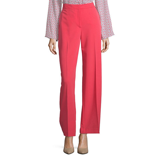 Worthington High Waist Wide Leg Pant - Tall