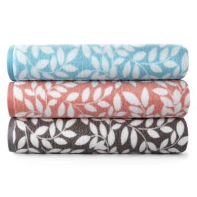 JCPenney Home Mix And Match Stripe Towel