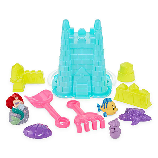 Disney Ariel Sand Bucket with Accessories