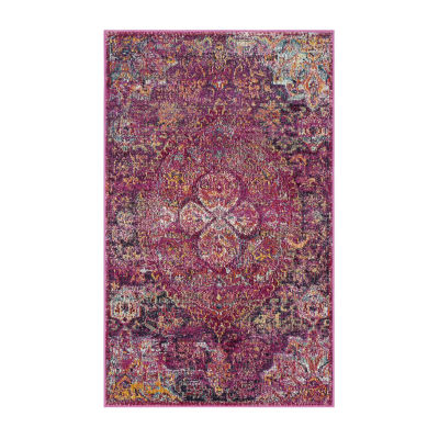 Safavieh Crystal Collection Madilyn Oriental Area Rug