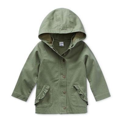 Okie Dokie Toddler Girls Lightweight Softshell Jacket