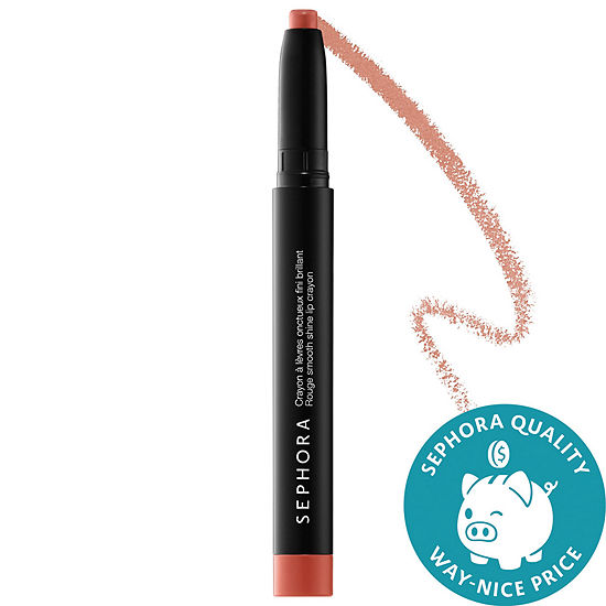 SEPHORA COLLECTION Rouge Smooth Shine Lip Crayon