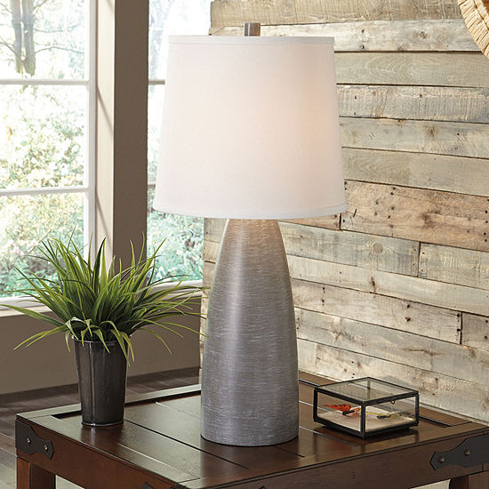 Signature Design by Ashley Shavontae 2-pc. Resin Table Lamp