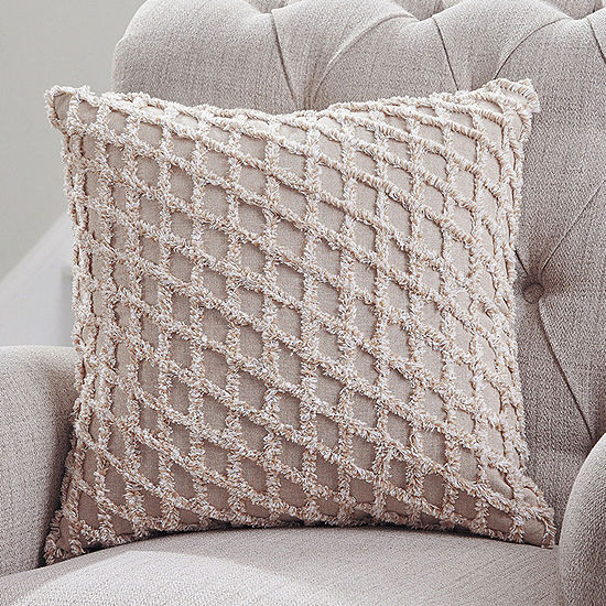 Signature Design by Ashley Mayten Square Throw Pillow