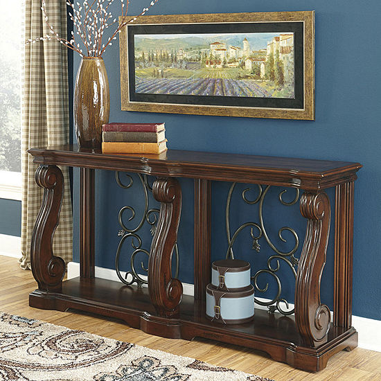 Signature Design by Ashley Alymere Console Table
