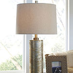 Signature Design by Ashley Farrar Metal Table Lamp