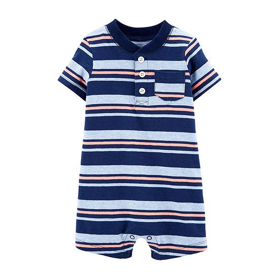 Carter's - Baby Boys Short Sleeve Romper