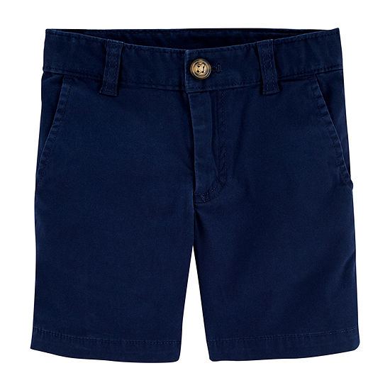 Carter's Baby Boys Mid Rise Pull-On Short