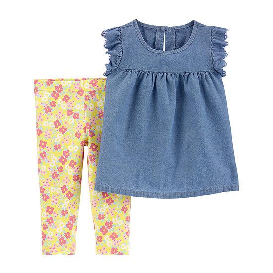 Carter's-Toddler Girls 2-pc. Legging Set