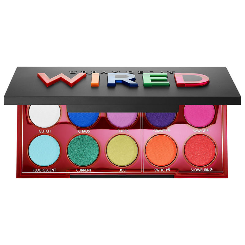 How to do Vintage Style Makeup : 1920s, 1930s, 1940s, 1950s Urban Decay Wired eyeshadow Palette $39.00 AT vintagedancer.com