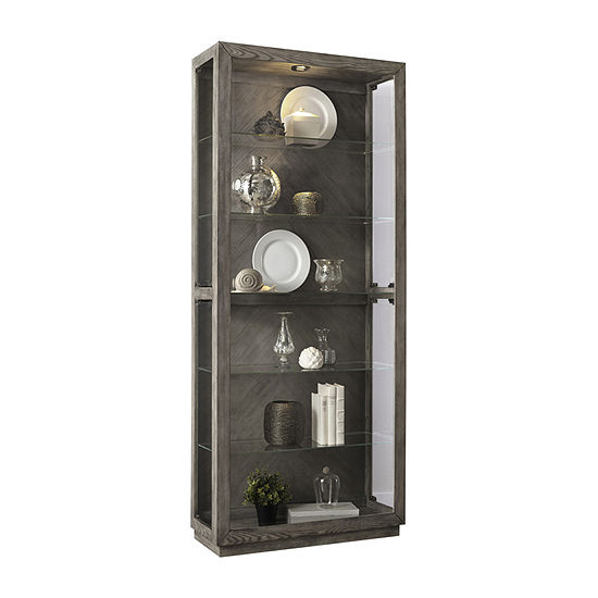 Home Meridian Prestion Curio Cabinet