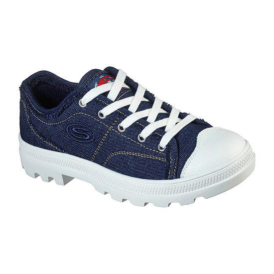 Skechers Roadies - Denim Daze Womens Sneakers