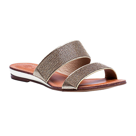 GC Shoes Womens Manarola Flat Sandals