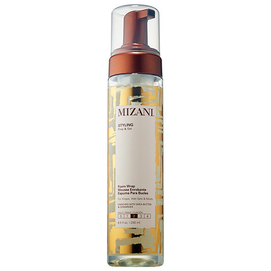 Mizani Styling Foam Wrap - 8.5 oz.