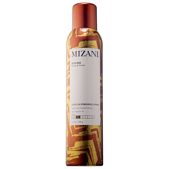 Mizani Lived-In Finishing Spray - 6.7 oz.