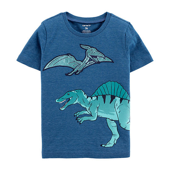 Carter's-Toddler Boys Short Sleeve T-Shirt