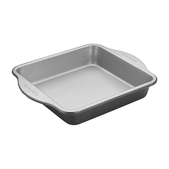 "Cuisinart Metal Grip 9"" Square Non-Stick Cake Pan"