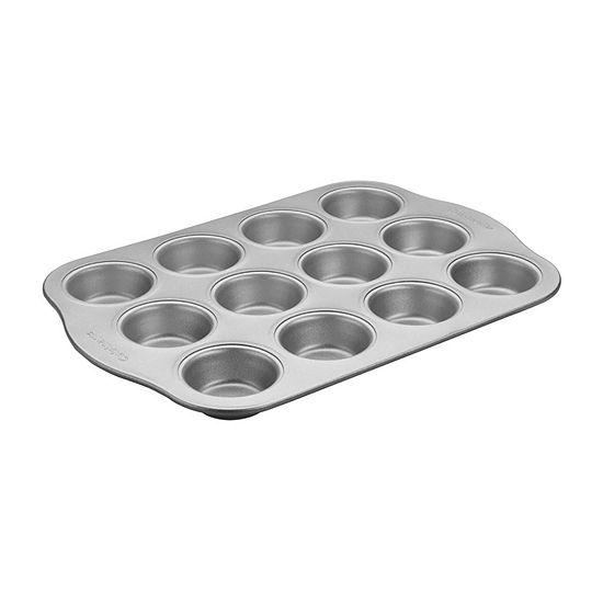 Cuisinart Metal Grip 12-Cup Non-Stick Muffin Pan