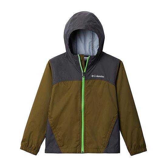 Columbia Sportswear Co. Little & Big Boys Lightweight Raincoat