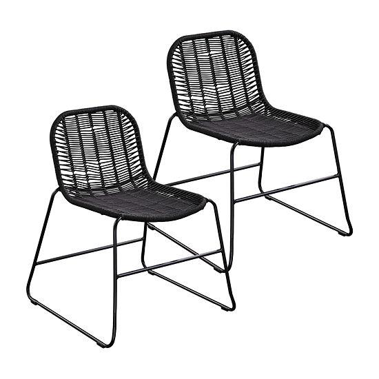 Southern Enterprises Dosda Collection 2-pc. Conversational Chair