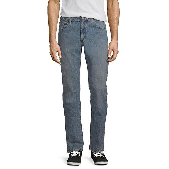 Arizona Flex Mens Straight Fit Jean