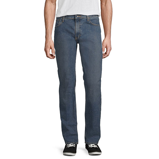 Arizona Flex Mens Straight Fit Jean