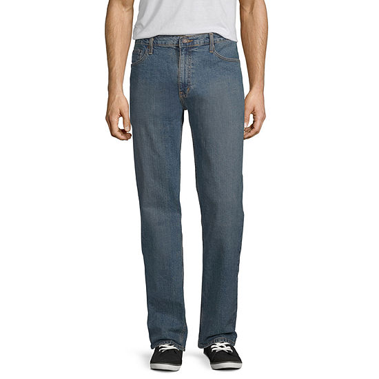 Arizona Flex Mens Relaxed Fit Jean