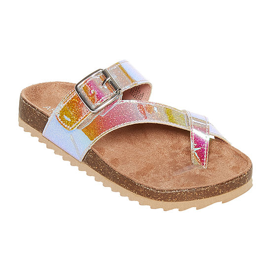 Arizona Big Kids Girls Nome Slide Sandals