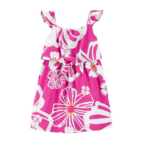 Carter's Toddler Girls Sleeveless A-Line Dress