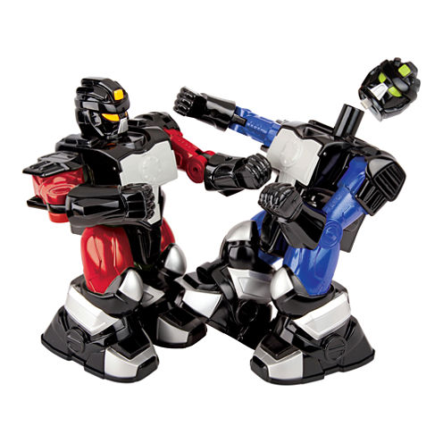 Cyber Boxing Remote Control Robots