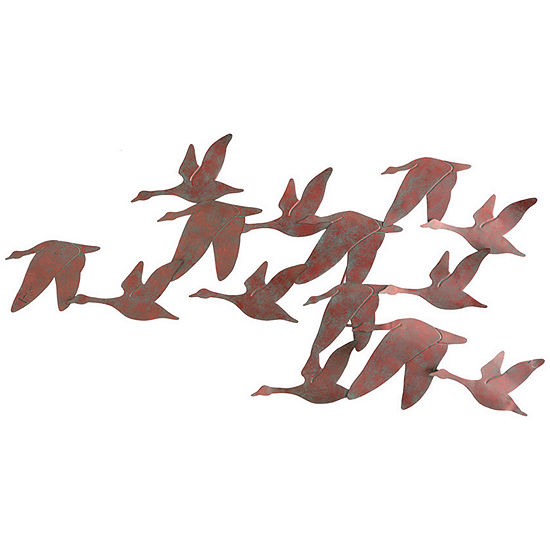 Migration Geese Wall Decor