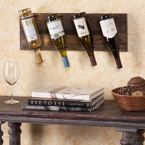 Primitivo Wine Wall Rack