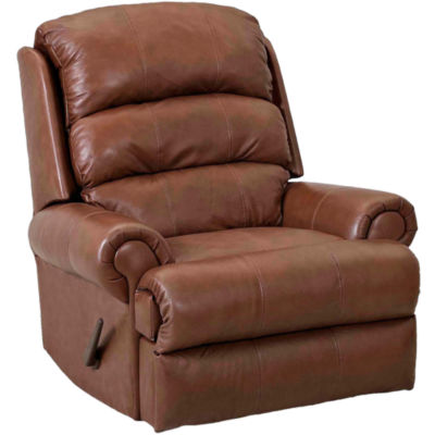Norman Leather Recliner