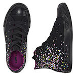 Converse Chuck Taylor All Star Confetti Hi Little Kid/Big Kid Girls Sneakers Lace-up