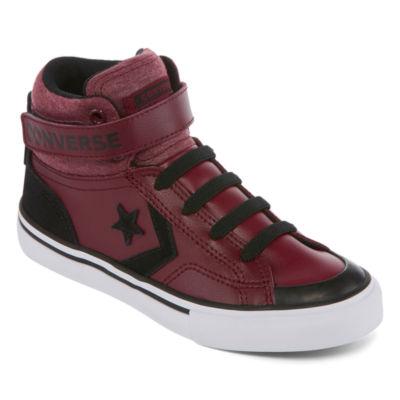 Converse Pro Blaze Strap Hi Boys Sneakers Pull-on - Little Kids