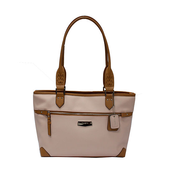 9895827b37ca Rosetti Janet Double Handle Tote Bag JCPenney